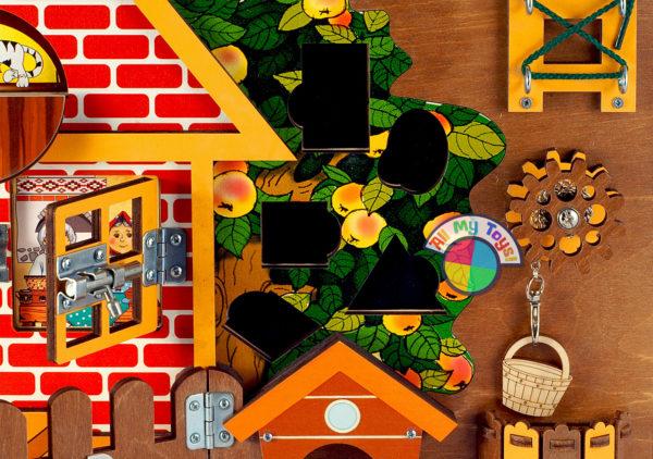 Бизиборд Загородный дом