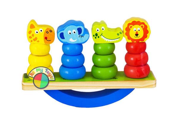 Игра-баланс «Животные»